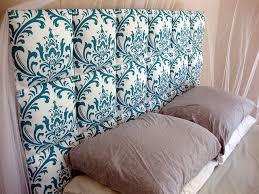 Diy Headboard Upholstered by Innovative Diy Headboard Fabric With Diy Upholstered Headboard The
