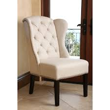 Affordable Upholstered Chairs Furniture Tall Wingback Chair Wingback Upholstered Chair Wing