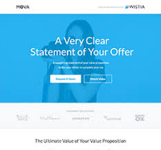 landing page templates create a beautiful page in minutes