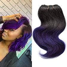 pictures of black ombre body wave curls bob hairstyles amazon com cheap 4 bundles body wave brazilian hair weave short