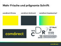 neues corporate design neues corporate design für comdirect design tagebuch