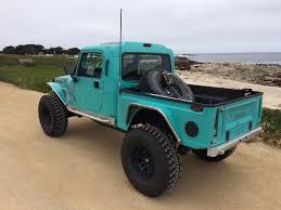 Aev Jeep Brute Pickup Truck Conversion Wrangler 4x4 Jk8 Jk Fj40