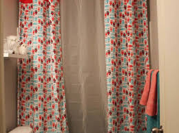shower colorful shower curtain awesome themed shower curtains