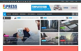 300 best free responsive blogger templates 2018 css author