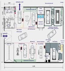 car service center floor plan collision center design services