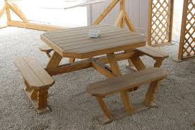 Free Plans For Picnic Table Bench Combo by Octagon Picnic Table Plans Picnic Table 1 Wood Besties