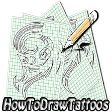 how to draw tattoos android apps on google play