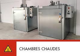 chambre chaude étuve et chambre chaude thitec une fabrication française depuis 1989