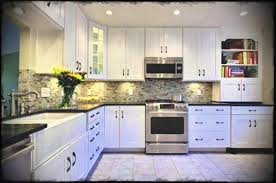 kitchen countertop ideas with white cabinets the popular simple kitchen updates a small project to update