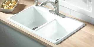 Kitchen Sink Kohler Cast Iron Kitchen Sink Juniorderby Me
