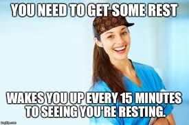 Nurse Meme Generator - laughing nurse meme generator imgflip
