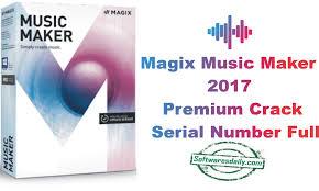 magix music maker 2017 premium serial number full