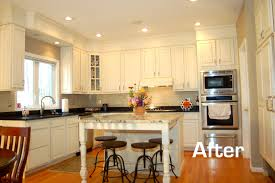 Low Kitchen Cabinets by Painting Kitchen Cabinets Remodeling Existing Kitchens And