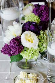 White Roses Centerpieces by Best 25 Purple Hydrangea Centerpieces Ideas On Pinterest Purple