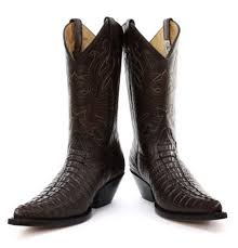 mens brown motorcycle boots grinders western cowboy biker boots with crinkled front details in
