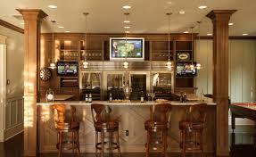bar amazing basement apartment kitchen design ideas amazing home