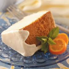 orange sponge cake recipe taste of home