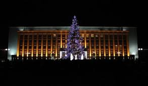 how to program christmas lights how will uzhgorod residents celebrate christmas and new year