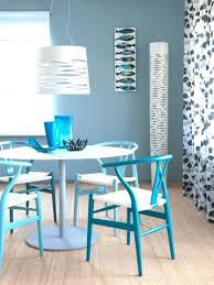 Stone Top Dining Room Tables Dining Table Via Atlanta Homes Magazine Blue Dining Room Chairs
