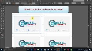 how to print double sided business card in adobe illustrator cc