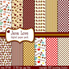 21 best coffee baking themed paper crafts and embellishments