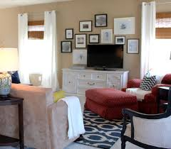 wall decor ideas for small living room ideas solutions for the wall behind the tv jenna burger
