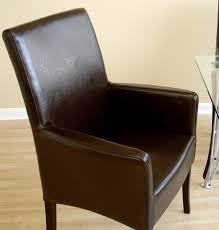 Leather Dining Armchair Very Comfortable Dining Room Chairs Dining Chairs Design Ideas
