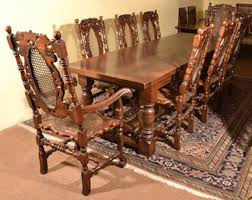 Oak Dining Tables For Sale Reliable Second Hand Solid Oak Dining Table And Chairs