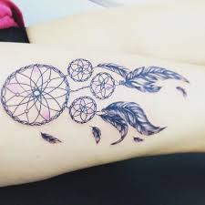 25 unika small dreamcatcher tattoo idéer på pinterest