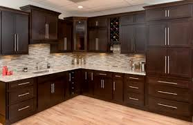 shaker kitchen cabinets online buy expresso shaker rta kitchen cabinets wholesale in stock online