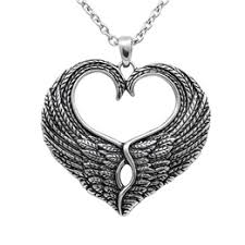 stainless steel heart necklace images Stainless steel heart pendant stainless steel heart necklace jpg