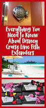 disney cruise line fish extenders