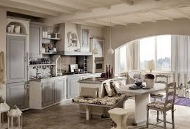 cucine zappalorto sogno grigio spazzolato con effetto muro bianco