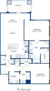 post brookhaven floor plans 1 2 u0026 3 bedroom apartments in atlanta ga camden paces