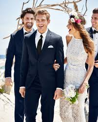 navy sterling wedding suit by michael kors available at country