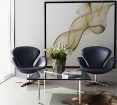 arne jacobsen cashmere wool swan chair replica pv027 chairs yadea