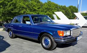 a spin in a 1979 w116 mercedes benz the first s class news