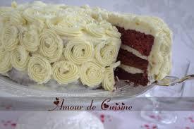 amour de cuisine gateau recette land recette de gateau d anniversaire velvet sur amour