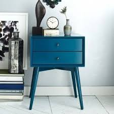 Mid Century Nightstands Modern Nightstands Foter
