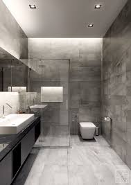 Modern Bathroom Design Photos by Modern Gray Bathroom Interior Design Ideas