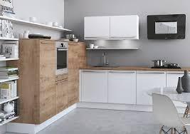 cuisine blanche et bois cuisine blanc et bois archaque foire cuisine blanc laqu cuisine