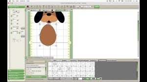 Cricut Craft Room Files - cricut craft room tutorial make a dog without a cartridge youtube
