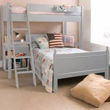 4ft bed little folks furniture fargo high sleeper with 4ft double bed