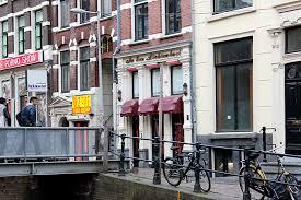 housse de canap駸 荷蘭 阿姆斯特丹amsterdam 紅燈區的小筆記 披著虎皮的貓