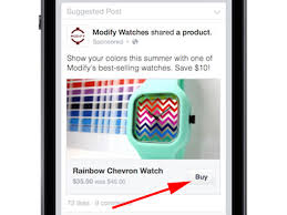 facebook testing a u0027buy u0027 button on pages and ads business insider