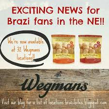 brazi bites now available at wegmans brazi bites