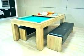 combination pool table dining room table pool tables with dining tops amazing pool table dining table combo