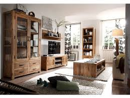 Wohnzimmerschrank Reduziert Wohnwand Holz Eisigen Auf Moderne Deko Ideen Oder 7