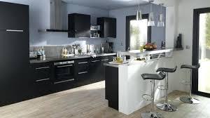 cuisine avec snack bar bar de cuisine design 20 52 idees design de tabouret de cuisine