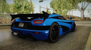 koenigsegg winter koenigsegg agera rs v1 for gta san andreas